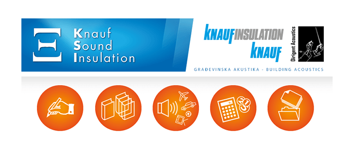 Knauf Sound Insulation KSI
